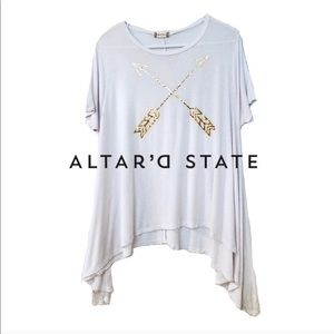 Alter'D State Gold Arrows T-Shirt